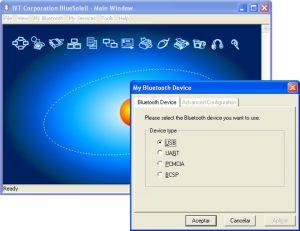 BlueSoleil registered Key