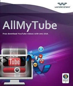 Wondershare AllMyTube Serial Key