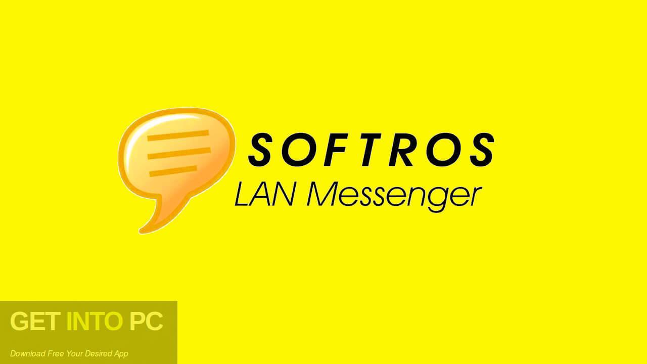 Softros LAN Messenger Activation Key