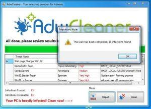 AdwCleane license Key