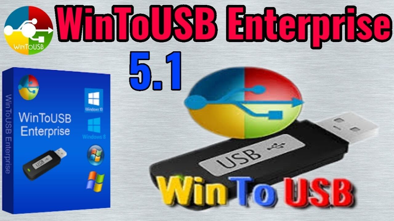 Win To USB serial Key