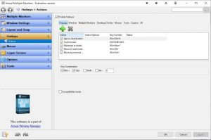 Actual Multiple Monitors activation key