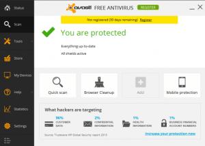 Avast Antivirus Registered Key