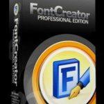 High-Logic FontCreator Pro crack