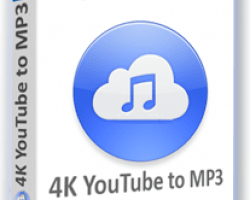 4K YouTube to MP3 4.1.0.4300 Crack with License Key Free Download