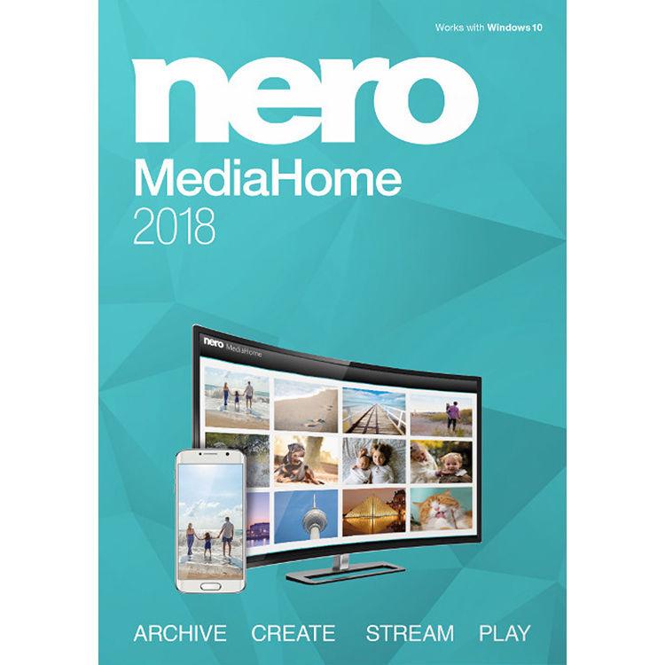 Nero MediaHome crack